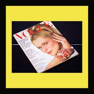 VOGUE MAGAZINE MARCH1967 AWESOME